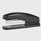 plastic half strip stapler