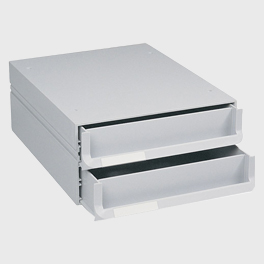 2 Drawer Modular Storage
