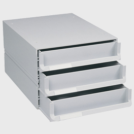 3 Drawer Modular Storage