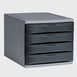 A4 4 Drawer Desktop