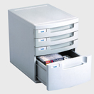 4 Drawer Multimedia